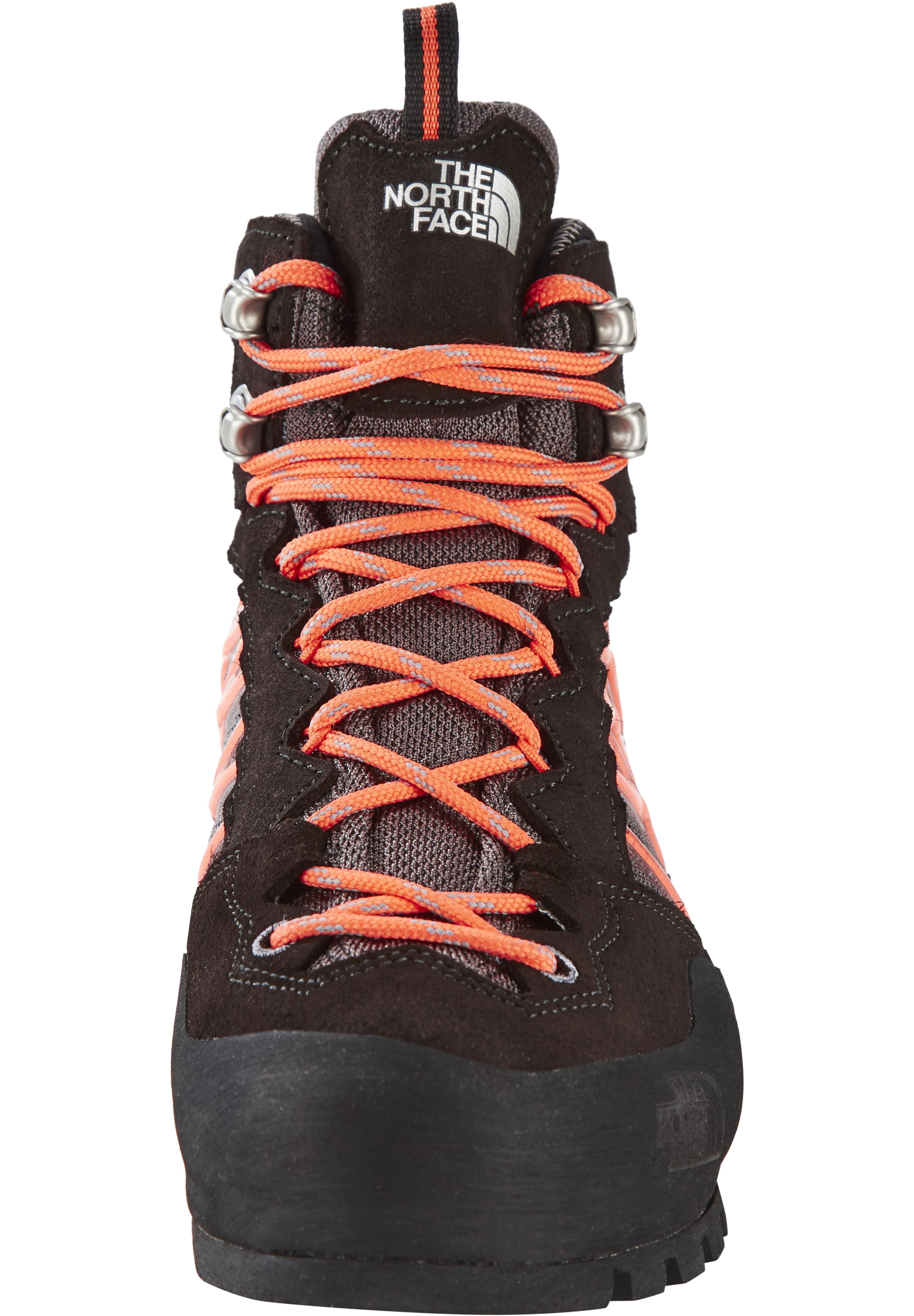 The North Face Verto S3K GTX Scarpe Donna grigio arancione su Addnature f20ffdcf6bee